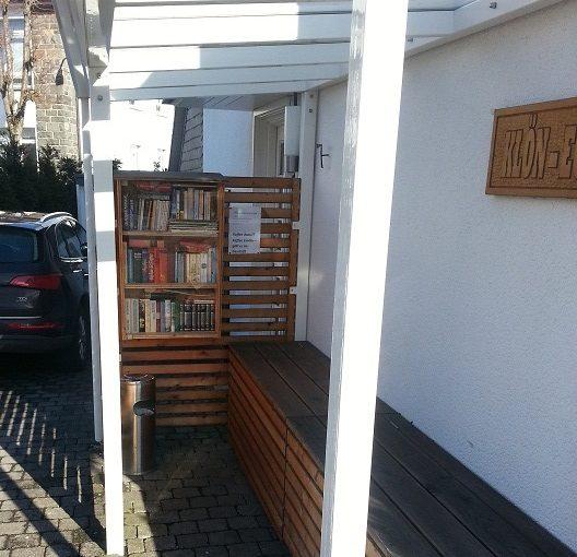 Öffentliche Bücherschränke